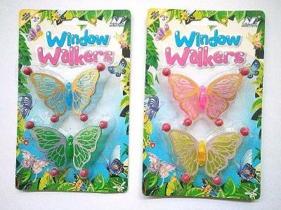 Figurka Adar motyl schodzący po oknie (497269)