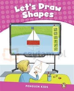 Pen. KIDS Let's Draw Shapes (2) CLIL Kay Bentley