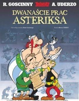Dwanaście prac Asteriksa, wydanie 3 Opracowanie zbiorowe