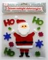 Naklejki żelowe Święta Hohoho