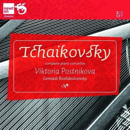PIANO CONCERTOS TCHAIKOVSKY / RACHMANINOV