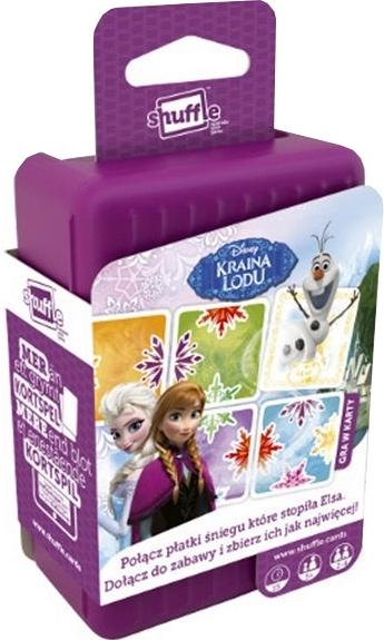 Shuffle Frozen - Kraina Lodu (100220124)