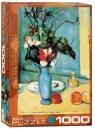 Puzzle 1000 Niebieska waza, Paul Cezanne