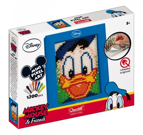 Mozaika Mini Pixel Art Donald 1200 (0827)
