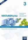MATeMAtyka LO 3 podręcznik Wojciech Babiański, Lech Chańko, Joanna Czarnowsk