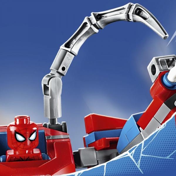 Lego Marvel Spider-Man: Mech Spider-Mana (76146)