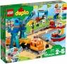 Lego Duplo: Pociąg towarowy (10875)Wiek: 2+