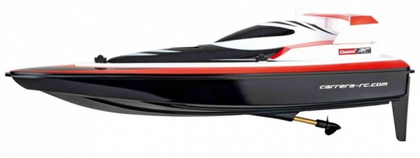 RC Race Boat, czerwona (301010)