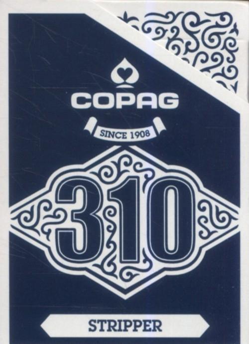 Karty do sztuczek magicznych COPAG 310 Stripper