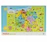 Puzzle 100: Mapa Polski