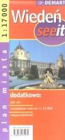 Wiedeń - plan miasta