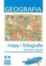 Trening. Geografia. Mapy i fotografie