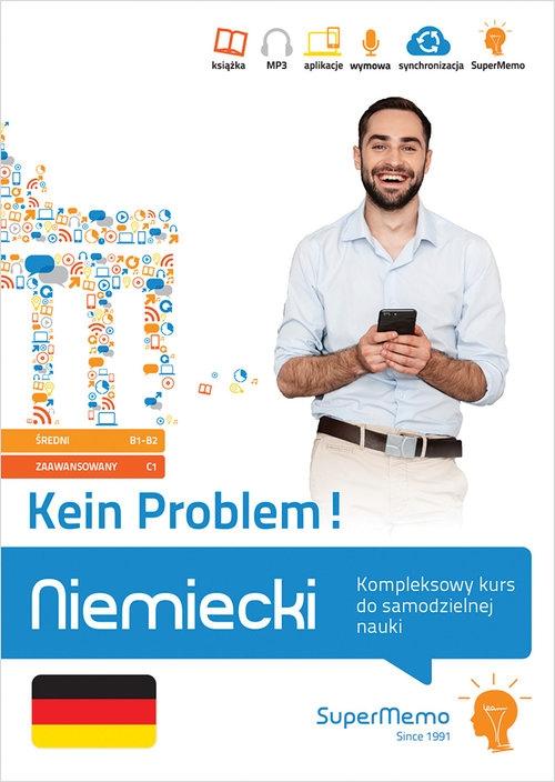 Niemiecki Kein Problem! Kompleksowy kurs B1-C1 do samodzielnej nauki (poziom średni i zaawansowany Trambacz Waldemar