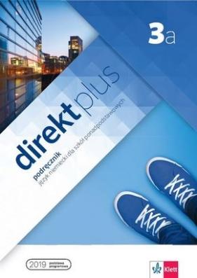 Direkt plus 3a. Podręcznik wieloletni