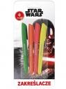 Zakreślacz Star Wars - 4 kolory