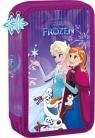 Piórnik 2 poz. z wyposażeniem Frozen