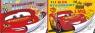 Blok rysunkowy A4/20K biały Cars