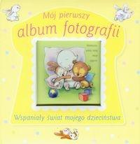 Mój pierwszy album fotografii Cichy Ludwik