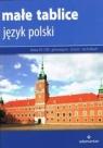 Małe tablice Język polski (wyd. 2017) Opracowanie zbiorowe