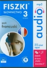 FISZKI Język francuski Słownictwo 3 CD mp3