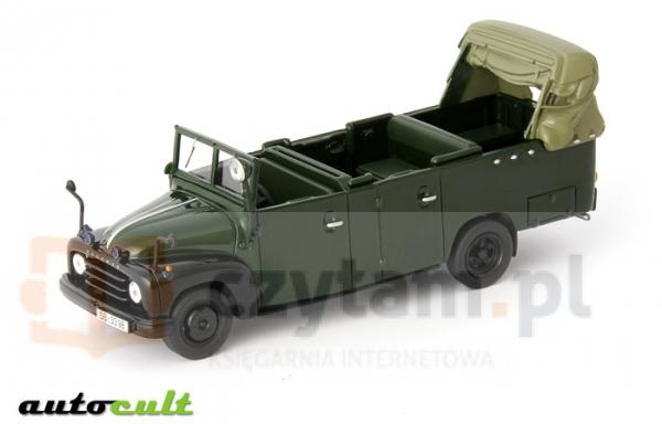 AUTOCULT Hanomag L28 Polizei (12004)
