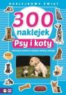 300 naklejek Psy i koty Naklejkowy świat
