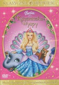 Barbie jako Księżniczka Wyspy Cliff Ruby, Elana Lesser