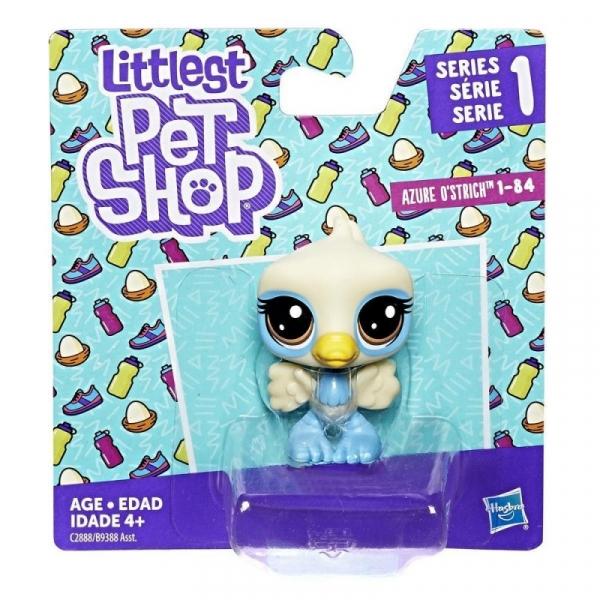 Littlest Pet Shop Figurki podstawowe Ostrich (B9388/C2888)