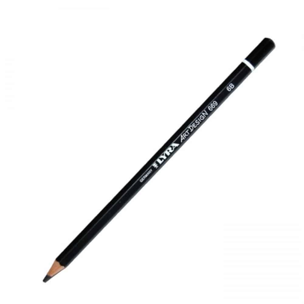 Ołówek Lyra Art Design 9B (1110109)