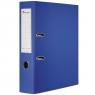 Segregator dźwigniowy Titanum, A4/75mm - niebieski (267771)