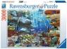 Puzzle 3000: Życie pod wodą (17027)