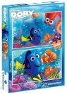 Puzzle Finding Dory 2x60 (07127)