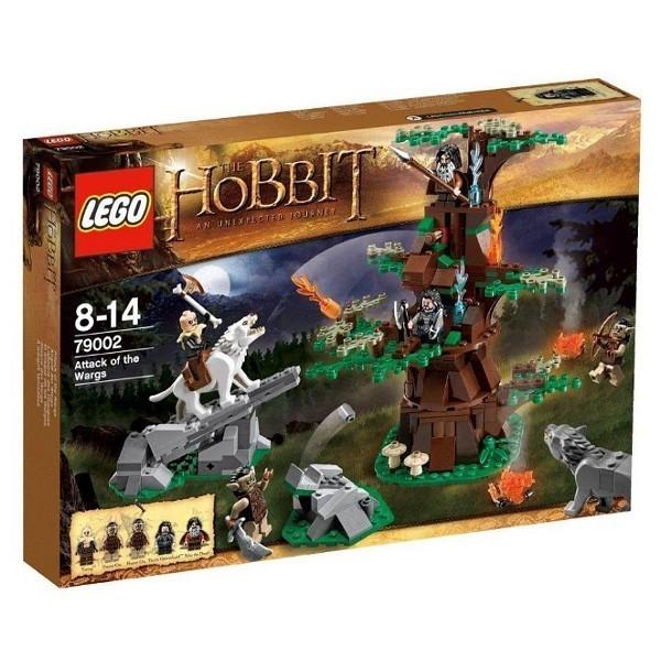 LEGO Hobbit Atak Wargów