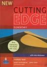 Cutting Edge New Elementary Student's Book z płytą CD