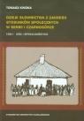 Dzieje słownictwa z zakresu stosunków społecznych w Serbii i Czarnogórze