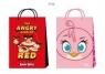 Torebka średnia TH5 Angry Birds Classic