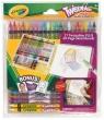 Zestaw kolorowanie i kredki Twistables