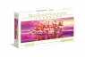 Puzzle High Quality Collection Panorama Flamingo Dance 1000
