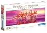 Puzzle Panorama High Quality Collection 1000: Flamingo Dance (39427)