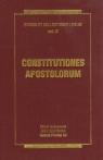 Constitutiones Apostolorum Tom 2  Baron Arkadiusz, Pietras Henryk