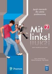 Mit links 2! Zeszyt ćwiczeń. Klasa 8 Elżbieta Kręciejewska, Birgit Sekulski, Cezary Serzysko