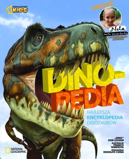 Dinopedia Najlepsza encyklopedia dinozaurów Dino Don Lessem