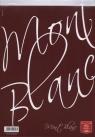 Notes A4 Mont Blanc w kratkę 70 kartek