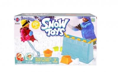 Zestaw do budowy śnieżnych zamków Mur