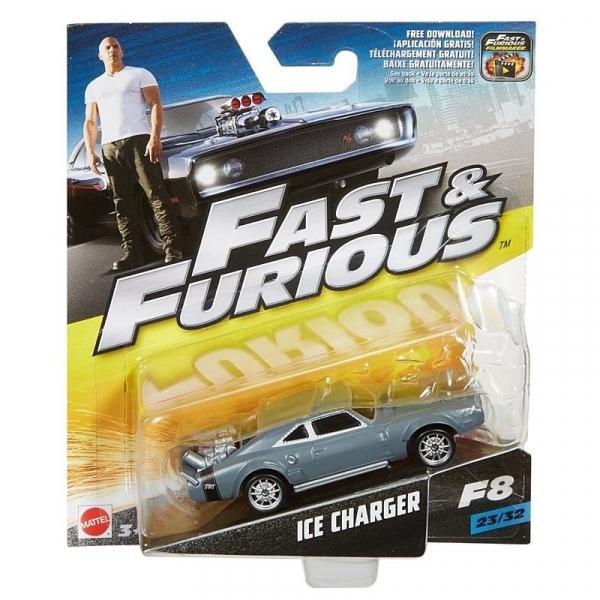 Szybcy i wściekli Ice Charger (FCF35/FCF58)