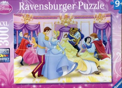 Puzzle 300 XXL Disney Księżniczki