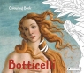 Coloring Book: Botticelli