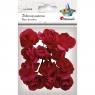 Różyczki papierowe - czerwone (396492)
