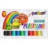 Plastelina Fun&Joy, 10 kolorów (220438)