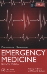 Emergency Medicine Diagnosis and Management, 7th Edition Brown Anthony FT, Cadogan Mike